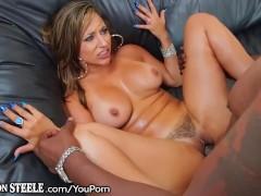 Lusty MILF Reena Sky Loves that HUGE Black Dick