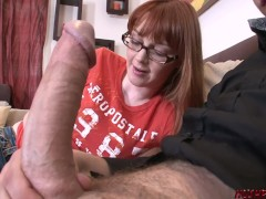 Young Marie McCray loves a big cock fucking