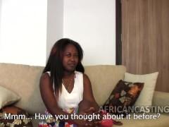 : African porn model is confident of job