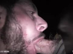 Gloryhole slut boy swallows every single drop (pt 1)