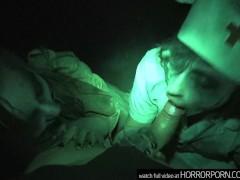 : HORRORPORN - Hospital ghosts