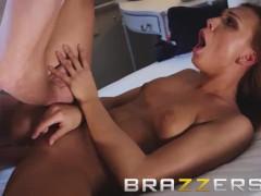 Brazzers - Morgan Rodriguez, gets wild in her dorm room