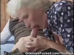Granny Loves Young Cocks