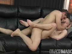 Young lovers banging deep after some passionate foreplay