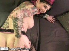 POV Anal Knocking For Joanna Angel's FINE ASS, Ass!