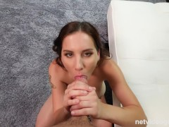 Deep Creampie For Really Hot MILF