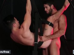 Men.com - Cooper Dang and Diego Sans - Please Disturb Part 2 - Drill My Hole