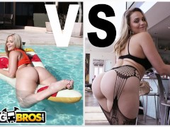 BANGBROS - Booty Battle Featuring PAWG Pornstars Alexis Texas and Mia Malkova