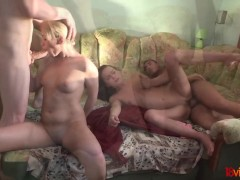18videoz - Lindsey Olsen - Nataly Gold - Cream and coffee home sex party