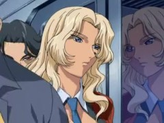 G-SpotExpress sexy-Hot-blonde News Reporter get fuCk on the Train HentaiAnime