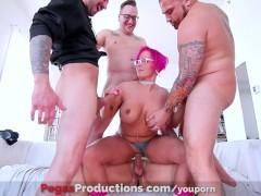 Pegas Productions - Les Milf Aiment ça dans le Cul