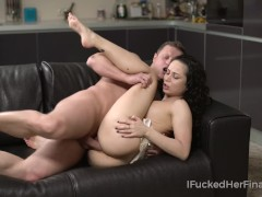 Talented lovers try out different positions