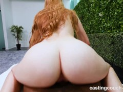 Soooo Horny She Just Let Him Dump His Load In Her Pussy!