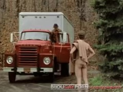 BALLET DOWN THE HIGHWAY (Jack Deveau, 1975) - Classic Gay Porn Trailer