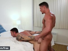 Men.com - Jason Wolfe and Skyy Knox - Broken Hearted Part 3 - Drill My Hole