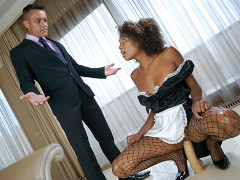 TeamSkeet - Dicking Down the Hot Latina Help