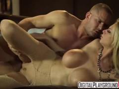 Digital Playground - Punk blonde Brooke Banner knows her way around a stick and balls