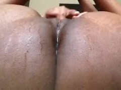 Ebony Teen SQUIRTING non stop