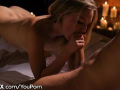 EroticaX Cute Couple Romantic Getaway With Hot Sweaty Sex