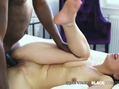 PrivateBlack - Colombian Babe Matilde Ramos Rims & Fucks BBC