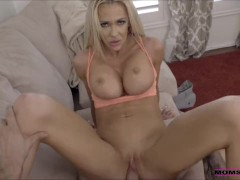 Moms Teach Sex- Cumming With My Step Mom S10:E2