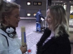 Getting picked-up at the airport pt 1/4