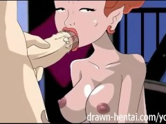 Ugly Americans Hentai - Succubus softer side