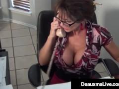 Cougar Heroin Deauxma Super Fucks Evil Milf Dr. Focker!