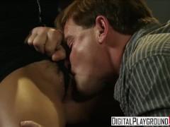 Digital Playground - Dirty assistant Franceska Jaimes fucks her boss on his desk