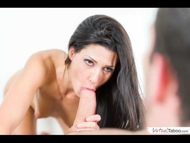 Virtual Taboo - Sexy Nurse Gives Her Stepbrother an Amazing Fuck
