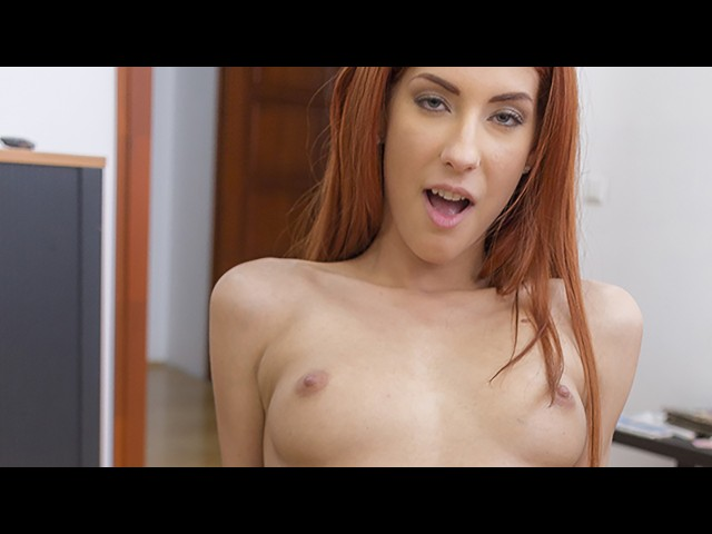 18vr your redhead stepsister anna swix seduces you vr porn 6