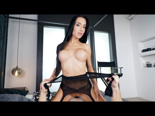 Sexbabesvr - My First Escort With Ana Rose