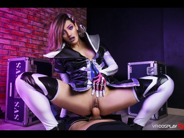 Vrcosplayx.com the Last Fuck With Sombra in Overwatch Xxx - Free Porn Videos - Cliporno