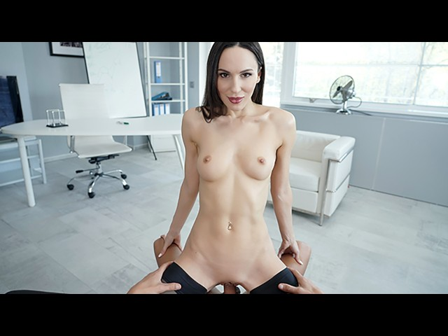 Sexbabesvr - Teacher Fuck With Lilu Moon