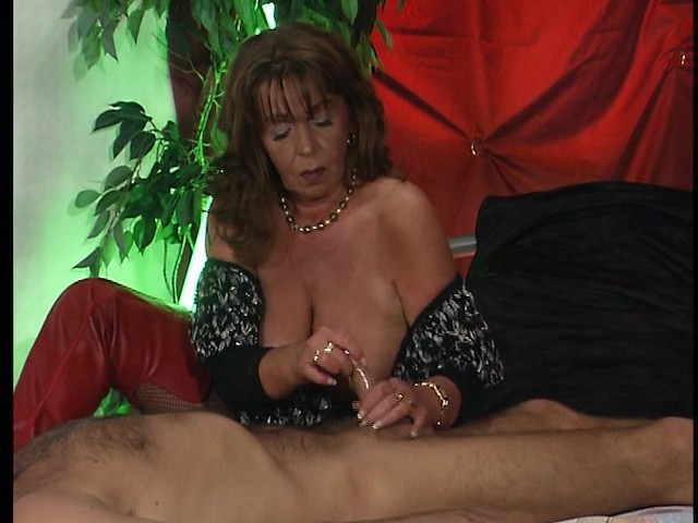 French mature anal tube-9051
