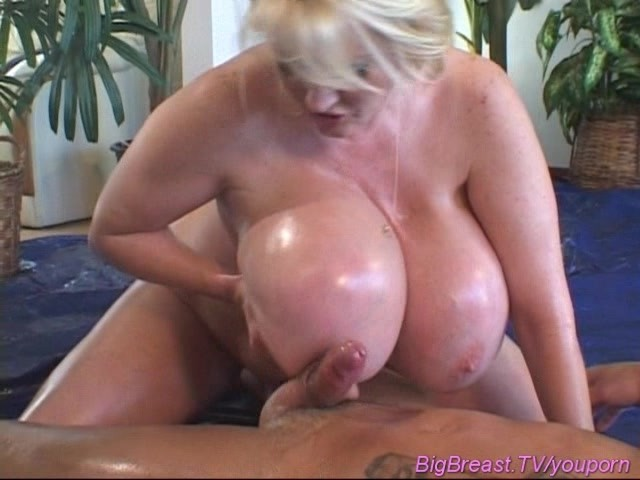 Willy recommend best of monster boobs oiled black