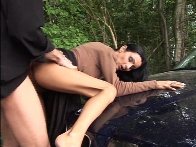 Hot Girl Having Sex On Boyfriends Car - Free Porn Videos - Youporn-1082