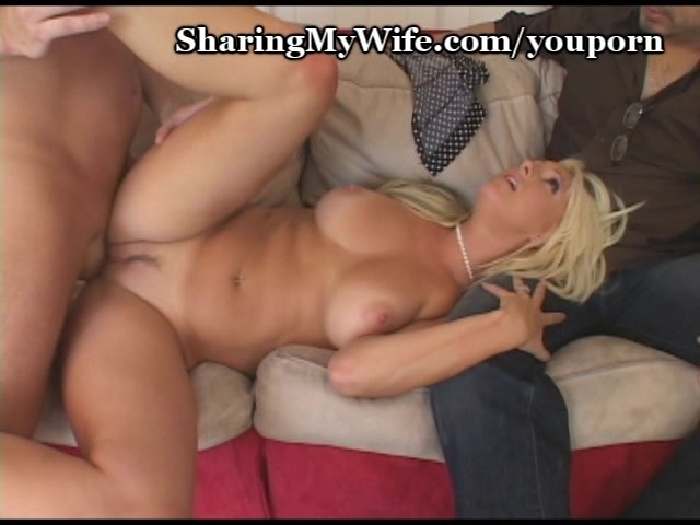 Sharing My Wifes Huge Tits - Free Porn Videos - Youporn-7897
