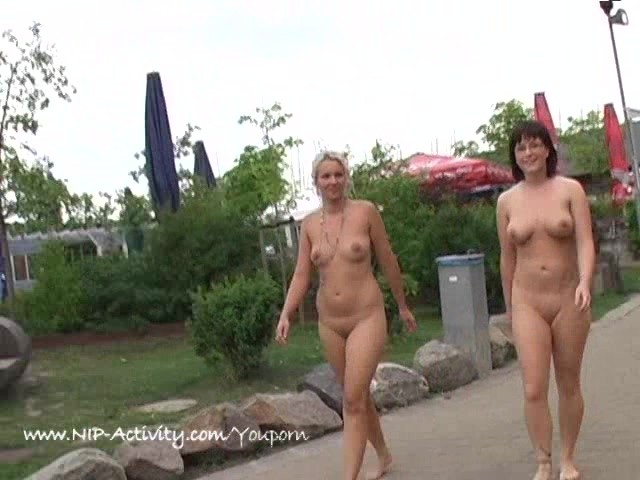 Two Horny Babes Naked In Public - Free Porn Videos - Youporn-3400