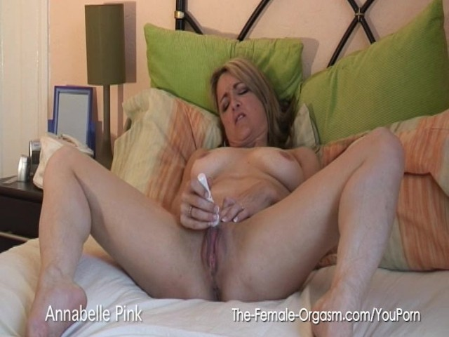 Snapping pussy orgasm