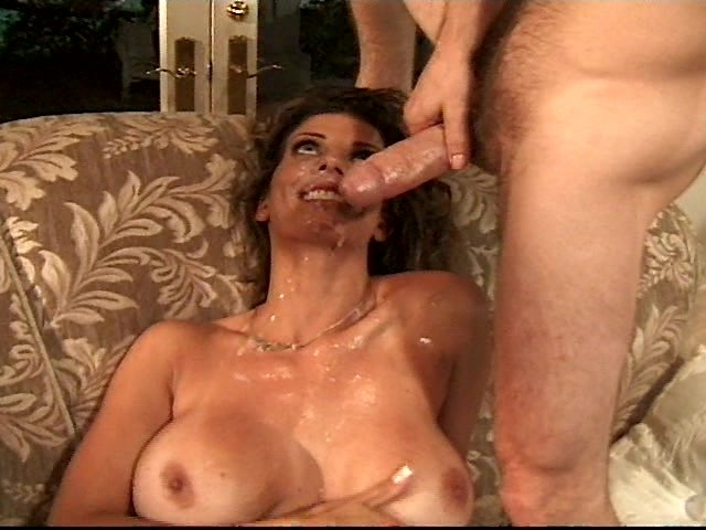 Mature woman seducing young male