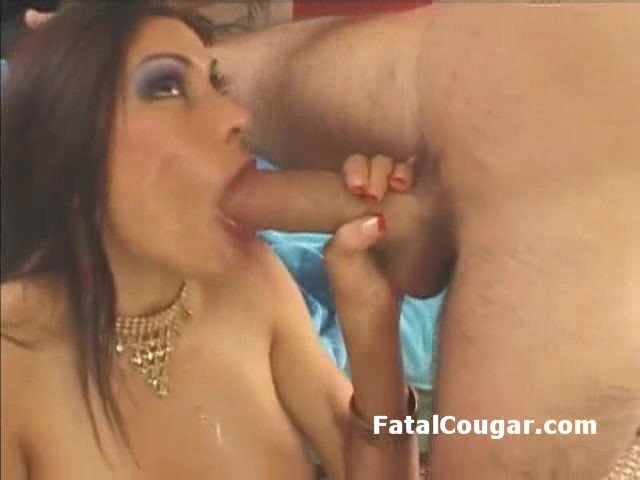 Facefucked By Huge Cock