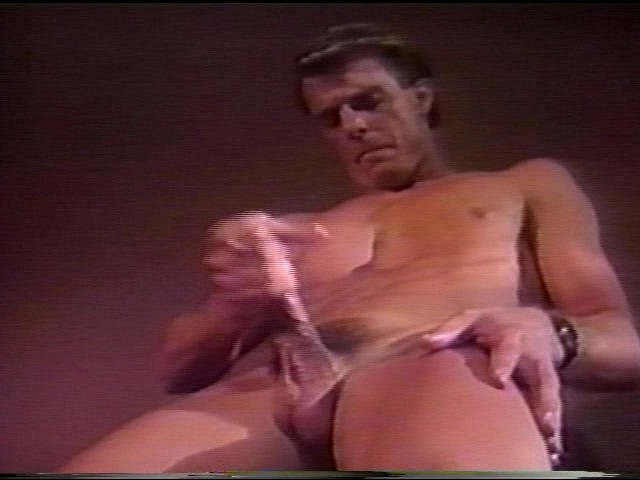 Shooting my load all over a gay twinks cock 7