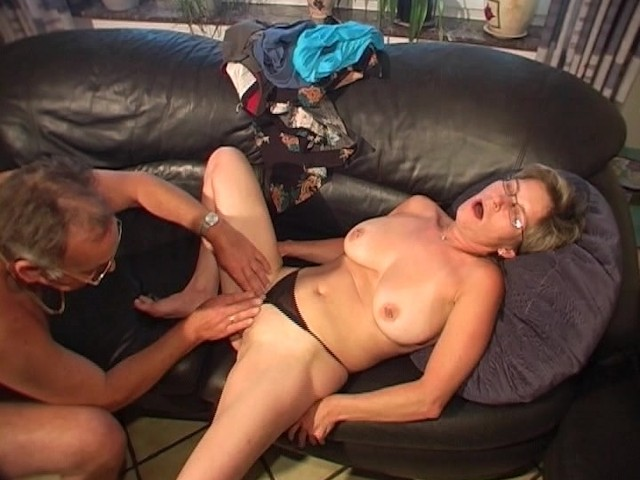 Squirting older women