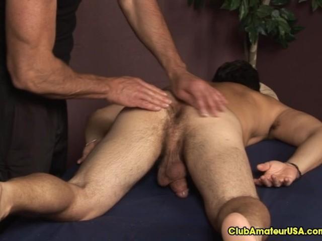 dagtid blond prostata massage