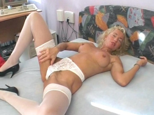 Mature German Blonde Wants To Make A Porn - Sascha Production - Free Porn Videos - Youporn-5355