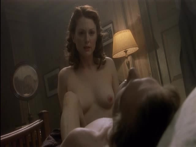 Julianne moore son handjob