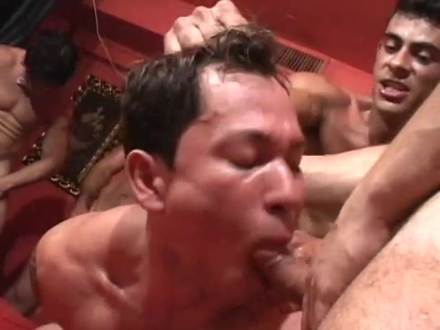 Lots of Cum at This Gay Orgy - Pau Brasil - Free Porn Videos - YouPorngay