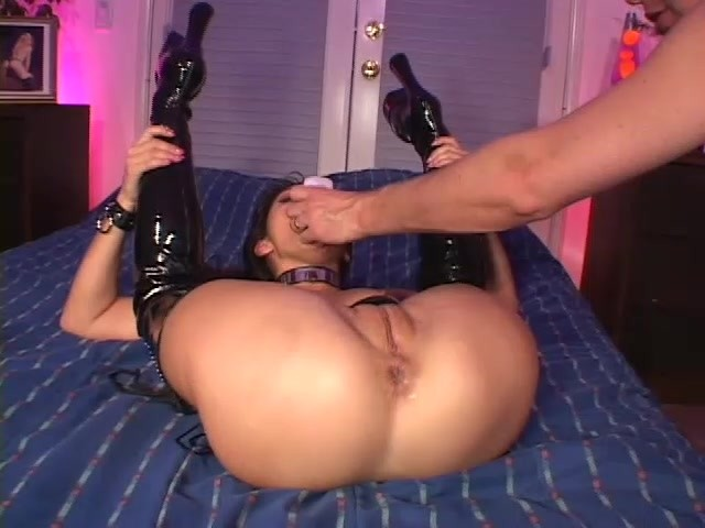 thigh high boots pussy fucked