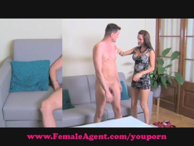 Femaleagent ready for new sexy experiences 4